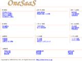 OneSaaSDemo